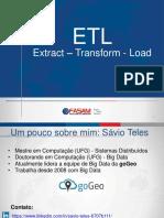 ETL - Aula 1