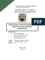 Programa de Gestión Ambiental Hvca-2019