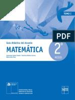 Matemática 2º medio - Guía didáctica del docente tomo 1.pdf