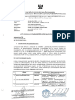 Luis Castañeda Lossio - Impedimento de salida del país por 18 meses