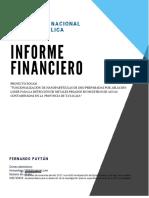 Informe Financiero 05-07-19