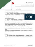 Reta Final - Direito Empresarial.
