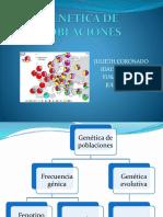 3.  POBLACIONES GENETICAS