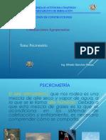 PSICROMETRÍA.ppt