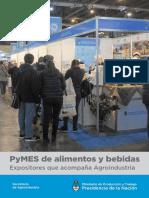 Catalogo Expositores Caminos y Sabores