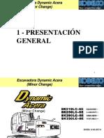 DYNAMYC ACERA Presentación General
