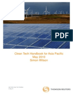 Asia Clean Tech Report May 2010