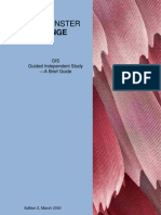 Wex GIS Brief Guide