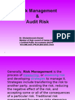 Risk Assessment and Management Summary
