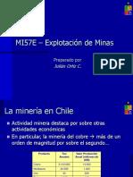 Explotacion de Minas - 1