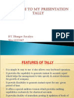 Project Tally