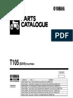 1A5AV450E3 - T105E CRYPTON - 2002 - 5AV4