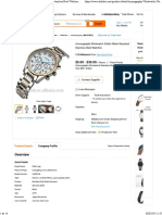 Chronography Wristwatch 50atm Water Resistant Stainless Steel Watches - Buy Sport Wristwatch,50 Meters Water Resistant Watch,Stainless Steel Sport Wristwatch Product on Alibaba.pdf