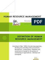 Human Resource Management Pres