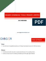 Digger Downhole Tools - Production Capacity