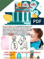 Diapositiva de La Eef(Feria de Financiera)