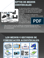 Medios Audio Visuales