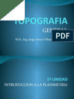 TOPOGRAFIA GENERAL PRIMERA UNID.pptx