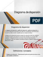diagrama de dispersion ppt