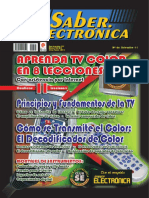 Club Saber Electronica - Aprenda TV color en 8 lecciones.pdf