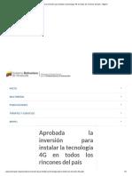 Venezuela 5G - MippCI