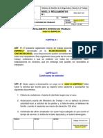 P - REG-SST-001 Reglamento Interno de Trabajo.docx