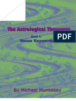 The Astrological Thesaurus--Munkasey X