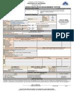 Copy of Phrmo Job Application Form 2