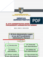 8.EL ACTO ADMINISTRATIVO SEGÚN LA LEY DEL PROCEDIMIENTO ADMINISTRATIVO GENERAL.ppt