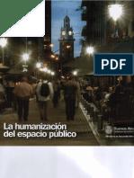La Humanización del Espacio Público