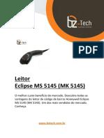 Guia Rapido Honeywell Eclipse Ms 5145