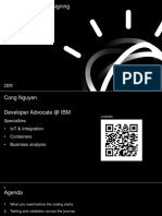 Watson Assistant - High-level Walkthrough Cong From IBM