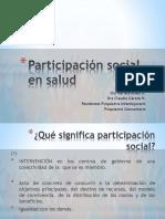 Participacion Social