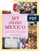 Recipes from My Sweet Mexico by Fany Gerson