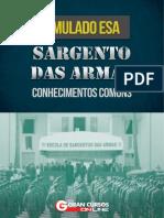 Simulado ESA - Sargento das Armas (Conhecimentos Comuns) - revisado.pdf