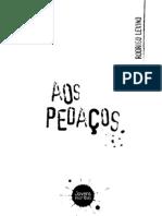 Rodrigo Levino Aos Pedaços