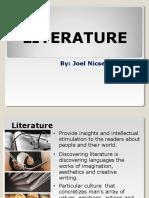 Literary Standards
