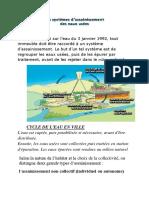 reseau des eaux  usees.docx