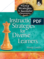 (Practical Strategies for Successful Classrooms) Wendy Conklin, M.A. Ed. - Instructional Strategies for Diverse Learners (Practical Strategies for Successful Classrooms)  -Shell Education (2007).pdf