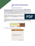 Koneksi Internet Pada OS Linux Ubuntu 8