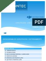 CAPACITACION – VANT P4 PRO 2018.pdf
