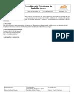 02- PROCEDIMENTO PTA - PLATAFORMA DE TRABALHO AÉREO.doc