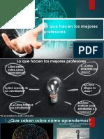 Modulo 1 Trabajo 2 Lo que hacen los mejores profesores (2).pdf