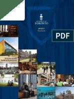 University of Toronto, Viewbook 2016-17.pdf