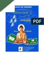 Kapilvastu Day Movement Booklet