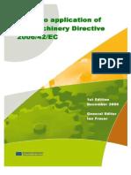 Guide Application Directive 2006-42-Ec-1st Edit 12-2009 En
