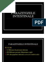 ParazitozeleIntestinale