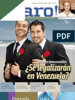 Uniones Homosexuales ¿Se Legalizaran en Venezuela?