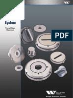 Catalog scule standard Trumpf - Wilson Tool