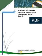 ActividadCentralU4.rtf